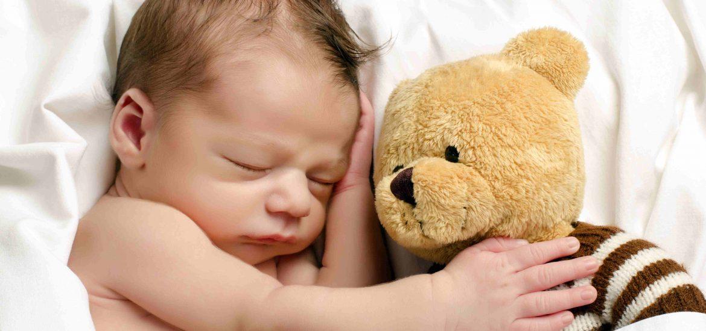 baby zum einschlafen bringen